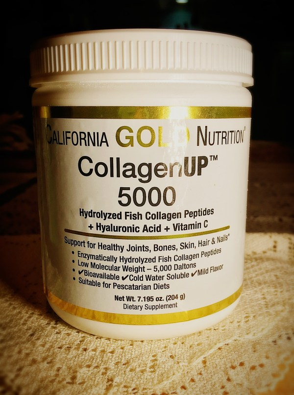 California Gold Nutrition CollagenUp 5000