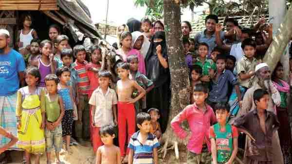 রোহিঙ্গা শরণার্থী শিবিরে আশঙ্কাজনকহারে বাড়ছে বাল্যবিবাহ