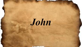 John 01:40 | Daily Bible Study Blog