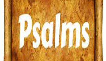 audio bible psalms