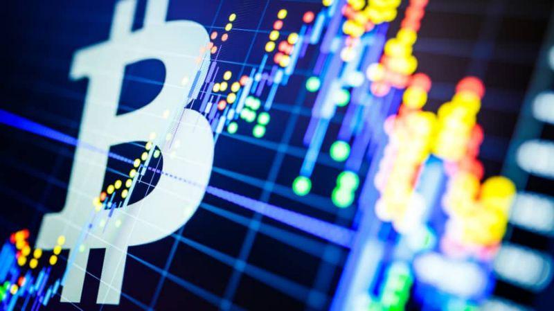 Big Bitcoin logo.