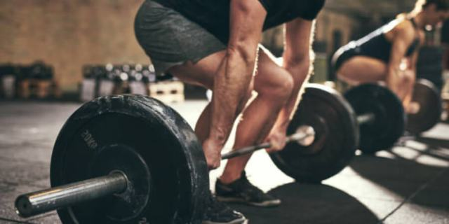 Weight training to lose belly fat