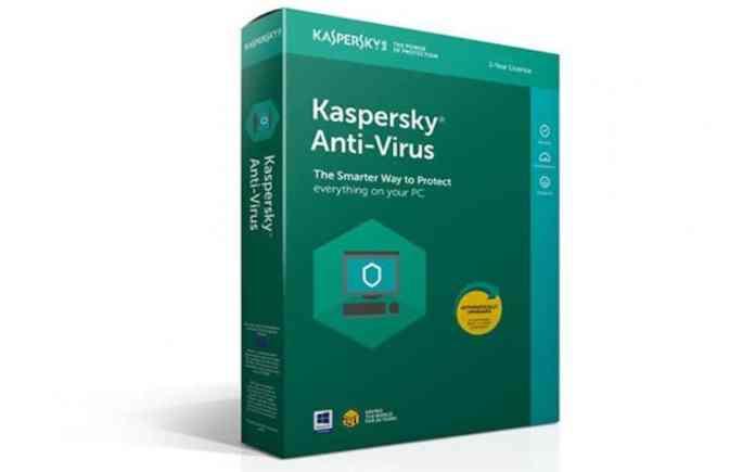 Kaspersky Antivirus Review