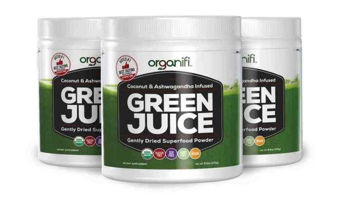 Organifi Green Superfood