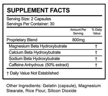leptitox supplement facts