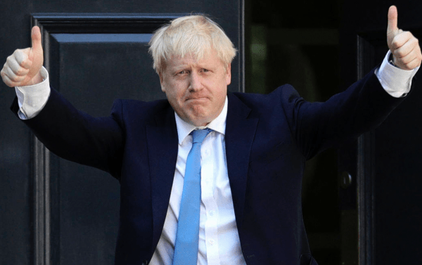 Dude! Boris Johnson is UK PM!