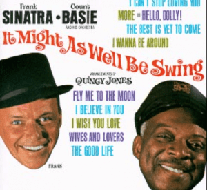 Album: It might as well be swing