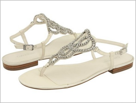 Dressy sandals for wedding
