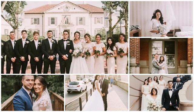 Serj & Tabby 🌿 WEDDING PHOTOWedding Photographers in Michigan