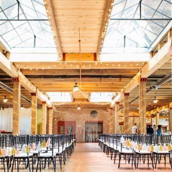 small event venues chicago - Starline Factory 1
