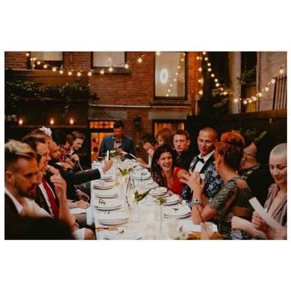 small wedding venues in brooklyn - maison maydekalb 1