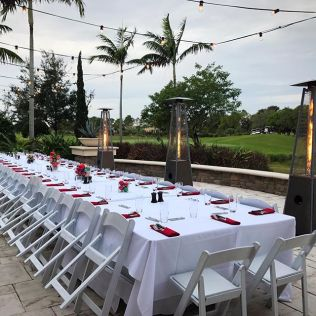 wedding venues in florida - Parkland Golf & Country Club 1