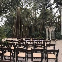 wedding venues in florida - Whimsical Key West House3