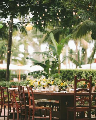 wedding venues in florida - bistro1001 2