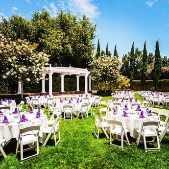 Inexpensive Wedding venues California