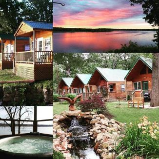 Wedding Venues in Oklahoma Under $1000 - Lees Grand Lake Resort