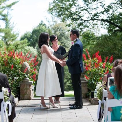how to become an officiant