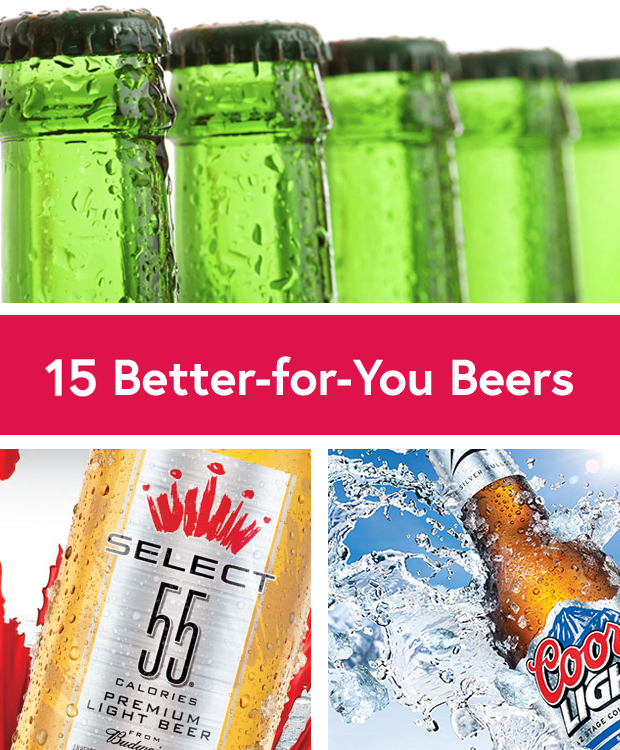 15 Better-for-Your-Body Beers