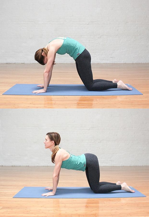 8 postures de yoga pour soulager le bas du dos