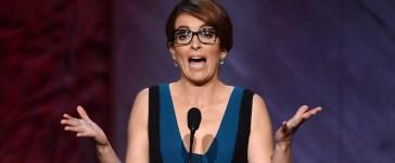 Tina Fey calls Oscars 'Hollywood bullshit'