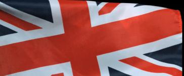 British Union Jack Flag (Epic Slow Mo You Tube/ Video Screen Capture)