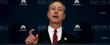 Thornberry addresses a news conference following a House Republican caucus meeting at the U.S. Capitol in Washington