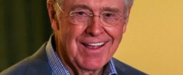 Businessman Charles Koch is seen in this undated handout photo. REUTERS/Koch Brothers