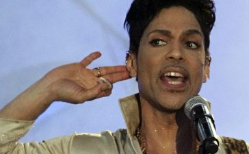 U.S. musician Prince performs at the Hop Farm Festival near Paddock Wood, southern England July 3, 2011. The administrator of Prince's estate has dismissed claims form three would-be heirs who asserted that their father was also the true biological dad of the late pop star through an alleged affair with his mother. REUTERS/Olivia Harris/File Photo