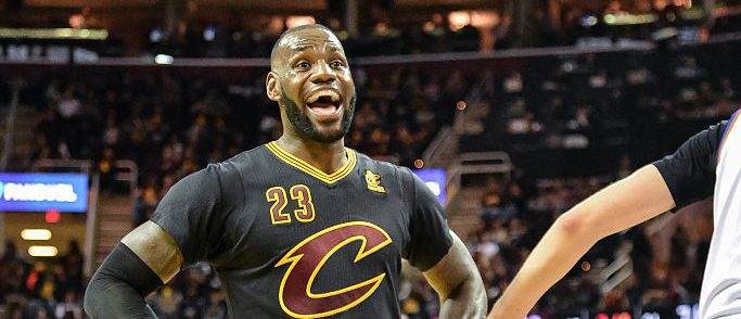 LeBron James (Photo credit: Getty Images)