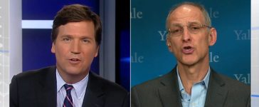 Tucker Carlson Ezekiel Emanuel Interview (Photo: Screenshot/Fox News)