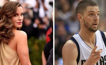 Kate Beckinsale, Chandler Parsons (Credit: Getty Images)