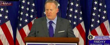 Sean Spicer (Photo: Fox News screen grab)