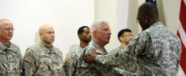 District of Columbia National Guard deployment to Afghanistan ceremony