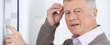 Man with dementia wonders what day it is (Photo: SpeedKingz/Shutterstock)