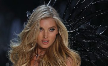 Elsa Hosk (Photo credit: Splash News)