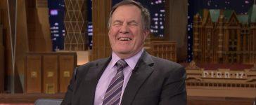 Bill Belichick (Photo: Screenshot/Tonight Show With Jimmy Fallon)