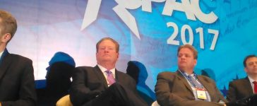 Ed Schultz at CPAC 2017: Ted Goodman/TheDCNF