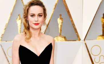 Actor Brie Larson attends the 89th Annual Academy Awards at Hollywood & Highland Center on Feb. 26, 2017 in Hollywood, California. (Photo by Frazer Harrison/Getty Images)