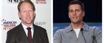 Rob O'Neill, Tom Brady (Getty Images)