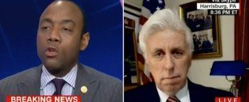 Cornell Brooks, Jeffrey Lord (CNN)