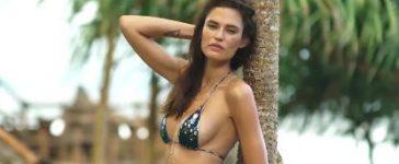 bianca balti (Photo credit: screenshot/YouTube Sports Illustrated Swimsuit)