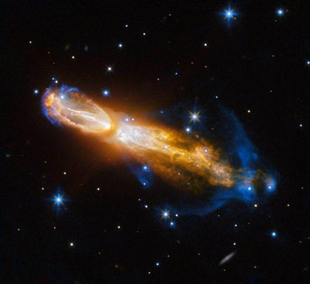 Image from NASA and the ESA