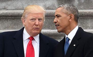 Donald Trump, Barack Obama (Getty Images)