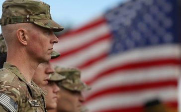 Fort Carson Holds Deployment Ceremony For Soldiers Heading To Afghanistan
