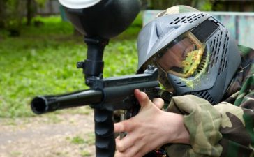 Paintball Gun (Photo: Shutterstock)