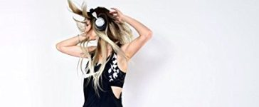 Girls just wanna have fun with these headphones (Photo via Amazon)