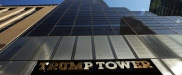 Trump Tower (Manhattan) (Photo Credit: Getty/Spencer Platt)