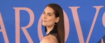 Brooke Shields (Photo credit: Getty Images)