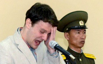 Otto Warmbier Reuters/Korean Central News Agency