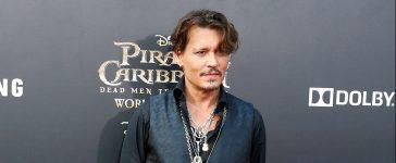 Actor Johnny Depp. (Photo:Reuters)